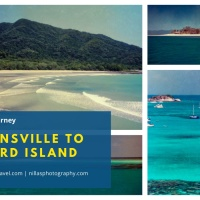 Sailing Journey: Townsville to Lizard Island