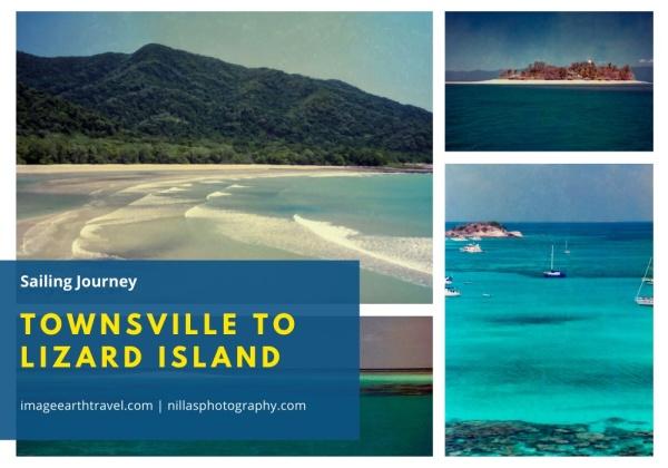 sailing Townsville to Lizard Island, Australia, Oceania