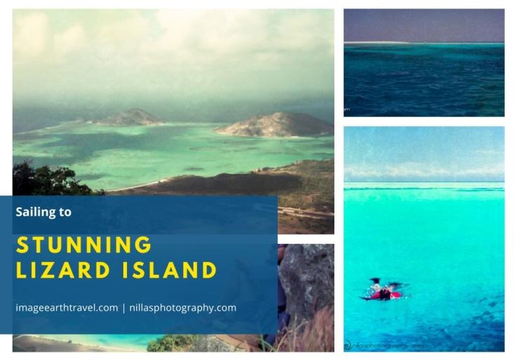 sailing to Lizard Island, Queensland, Australia, Oceania
