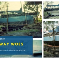 Sailing Journey: Slipway Woes