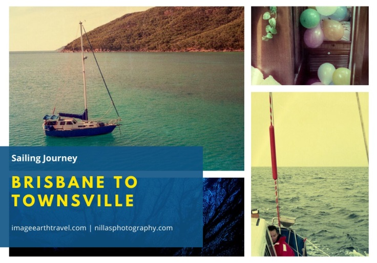 sailing Brisbane to Townsville, Australia, Oceania