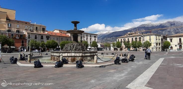 Fontanone, Sulmona, Abruzzo, Italy, Europe