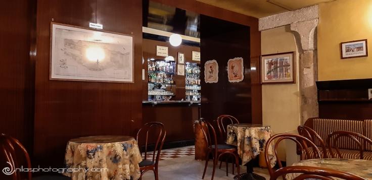 Caffe' Di Marzio, Sulmona, Abruzzo, Italy, Europe
