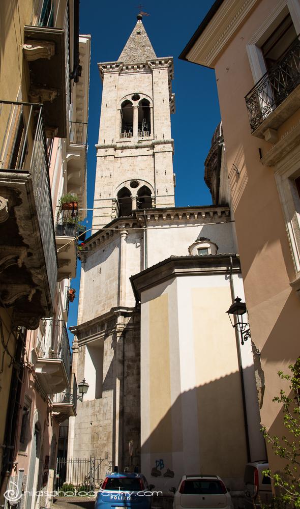 Church of San Francesco di Paola, Sulmona, Abruzzo, Italy Europe