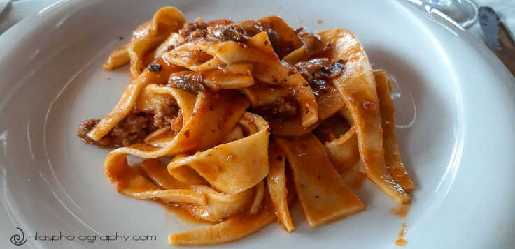Handmade pasta, Gagliano, Abruzzo, Italy, Europe