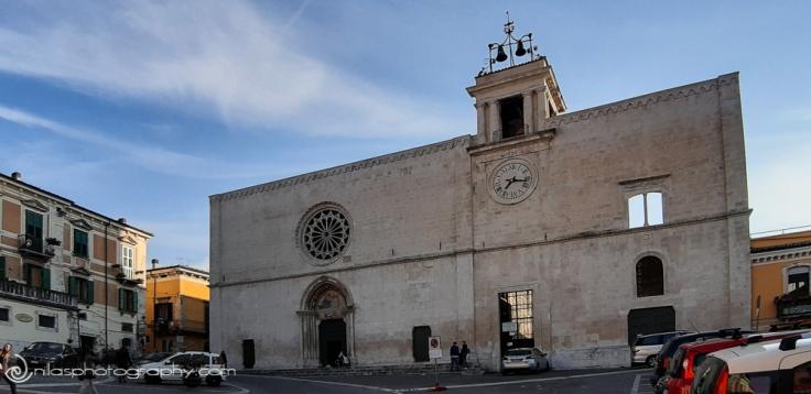 Church of Santa Maria della Tomba, Sulmona, Abruzzo, Italy Europe