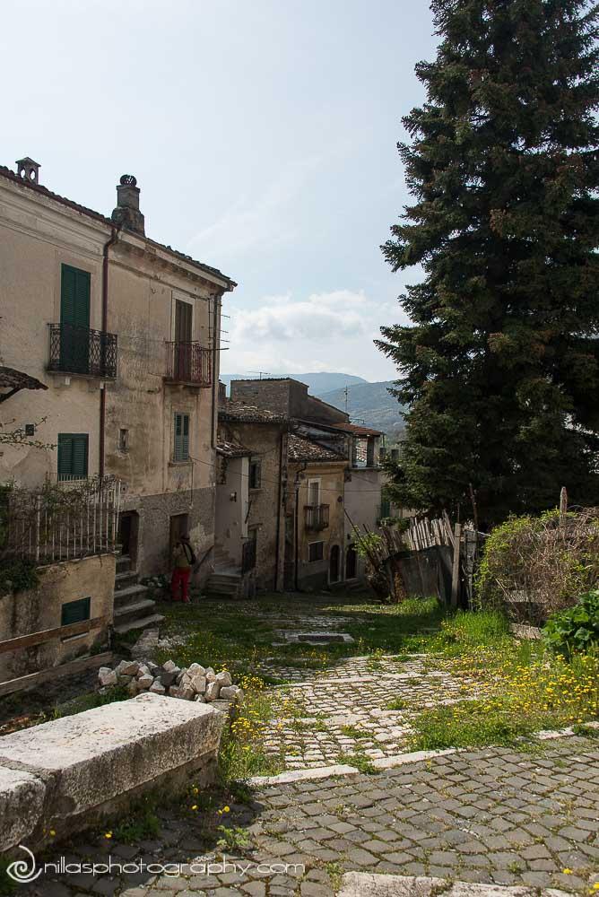 Picture Perfect, Centro Storico, Gagliano Aterno, Abruzzo, Italy, Europe