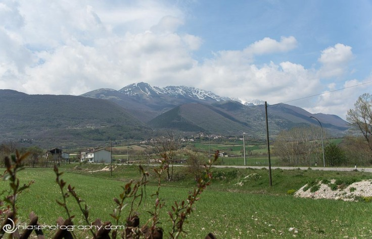 Apennine Mountains, Abruzzo, Italy, Europe
