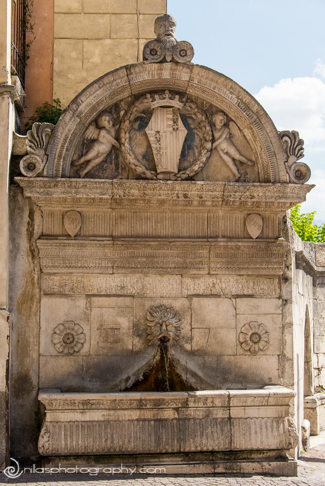 Fontana del Vecchio, Sulmona, Abruzzo, Italy, Europe