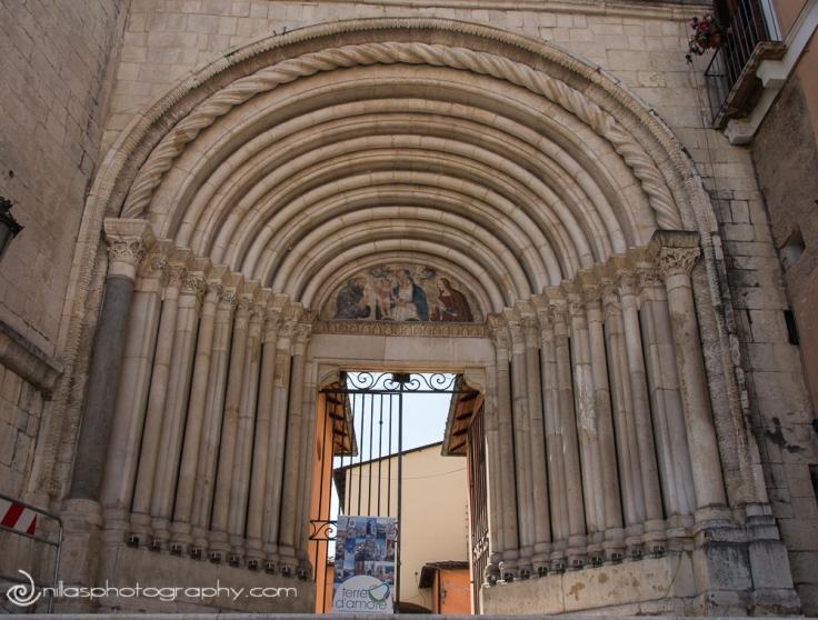 San Francesco della Scarpa, Sulmona, Abruzzo, Italy Europe