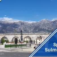 Abruzzo: Spectacular Sulmona, Part 1