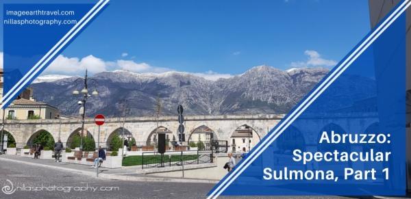 Sulmona, Abruzzo, Italy, Europe