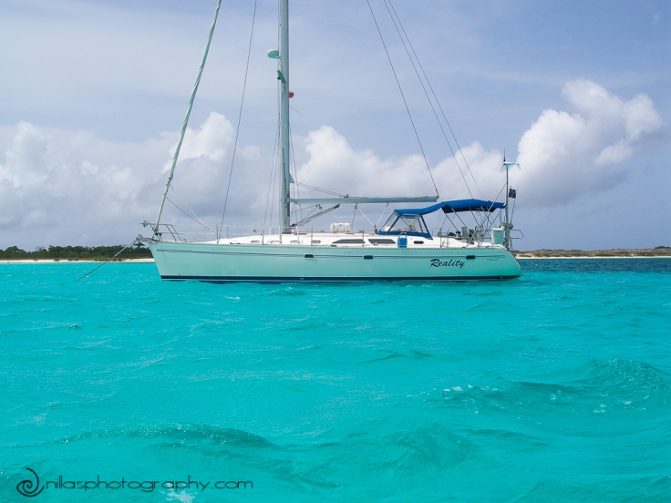 Catalina 47', Los Roques, Venezuela, South America