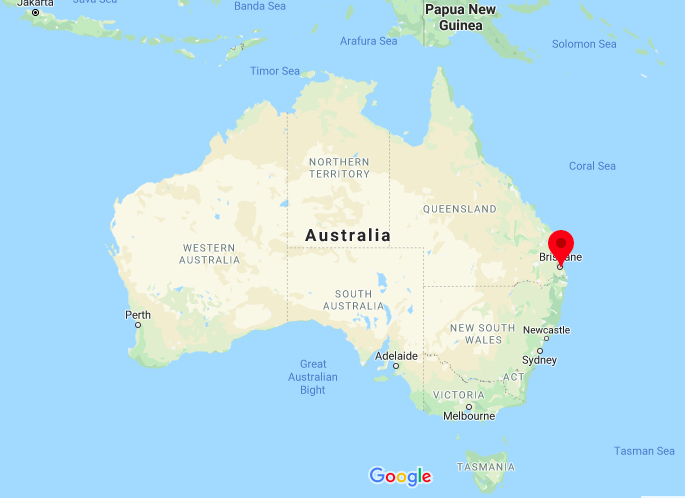 Brisbane, Australia, Oceania