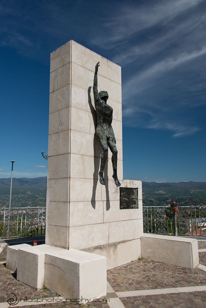 Monumento ai Caduti, Castrolibero, Calabria, Italy, Europe