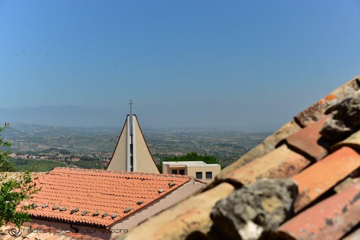 Panorama, Castrolibero, Calabria, Italy Europe