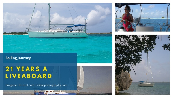 Sailing Journey: 21 Years a Liveaboard
