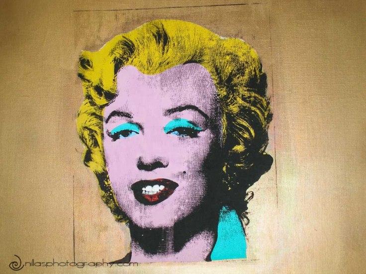 Andy Warhol's Marilyn Monroe, MoMa, New York, USA