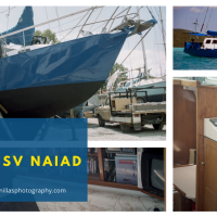 Sailing Journey: Selling SV Naiad