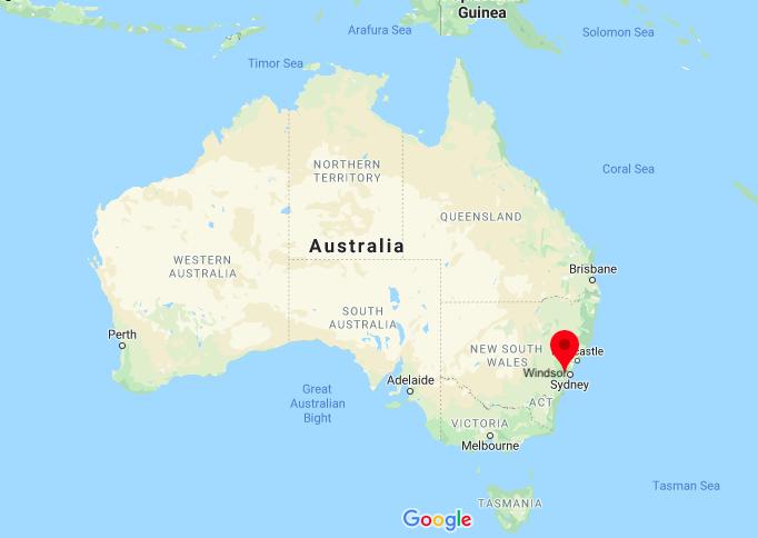 Windsor, NSW, Australia, Oceania