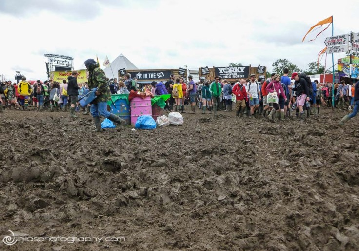 Glastonbury Festival, England, Europe