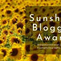 Sunshine Blogger Award Nomination No.5