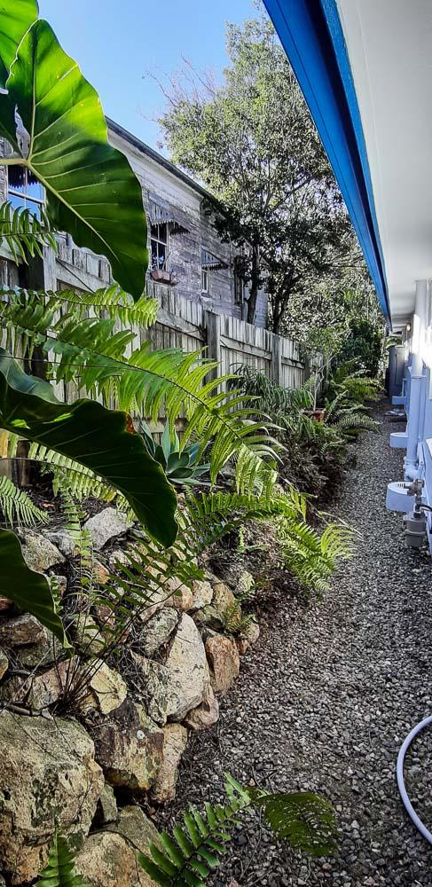 Renovating the garden, Brisbane, Queensland, Australia, Oceania