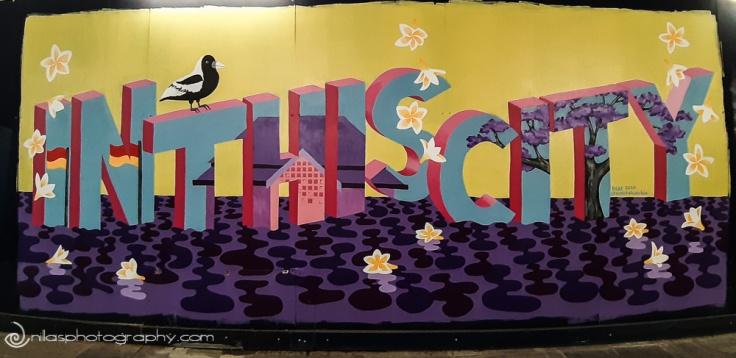 Brisbane street art, Queensland, Australia, Oceania
