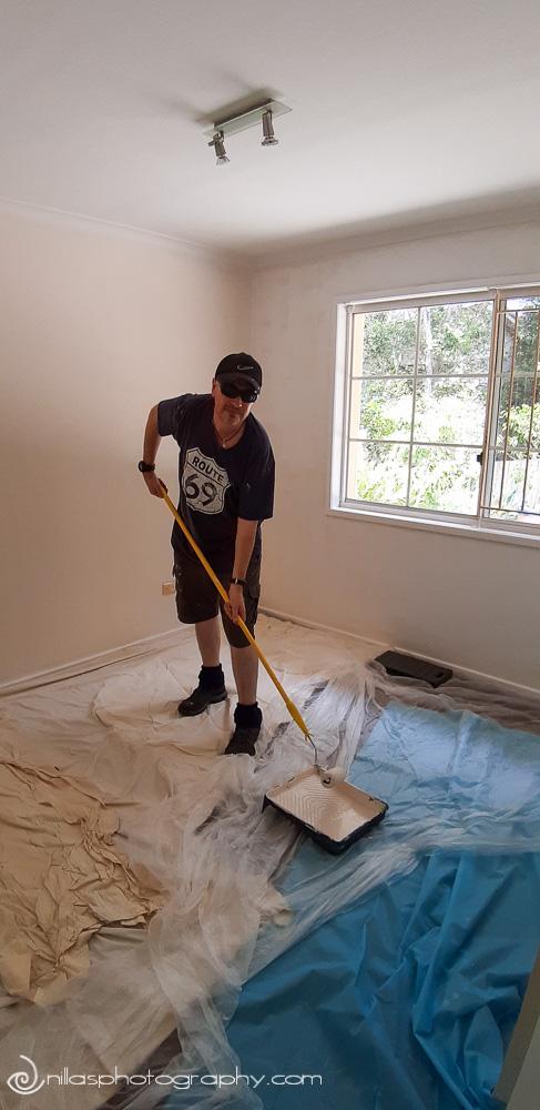 internal painting, house renovating, Brisbane, Australia, Oceania