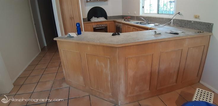 renovating kitchen, Brisbane, Australia, Oceania