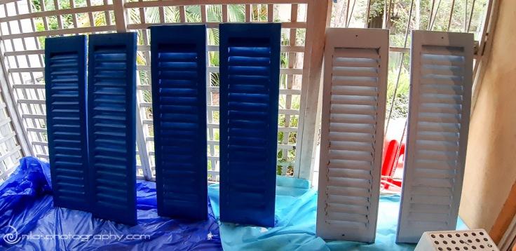shutter renovating, Brisbane, Australia, Oceania
