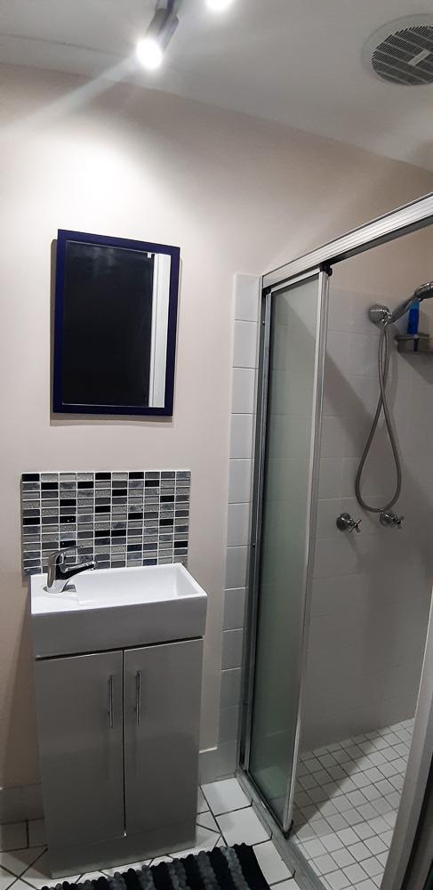 renovating an en-suite, Queensland, Australia, Oceania