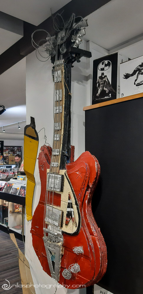 Guitar, Brisbane, Queensland, Australia, Oceania