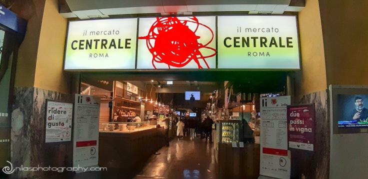 Il Mercato Centrale, Rome, Italy, Europe