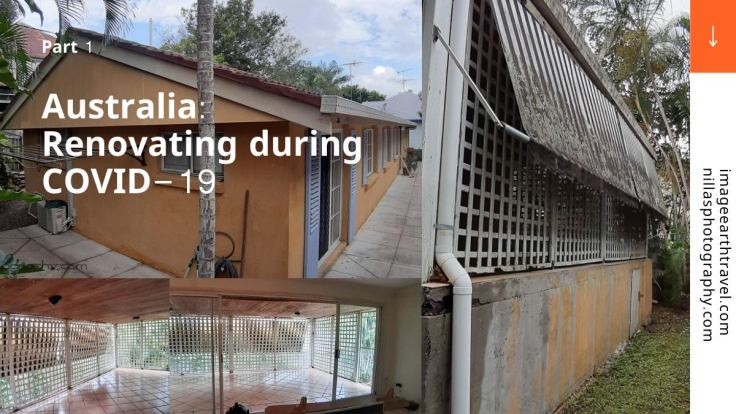 Renovating in Australia during COVID-19, Brisbane, Oceania