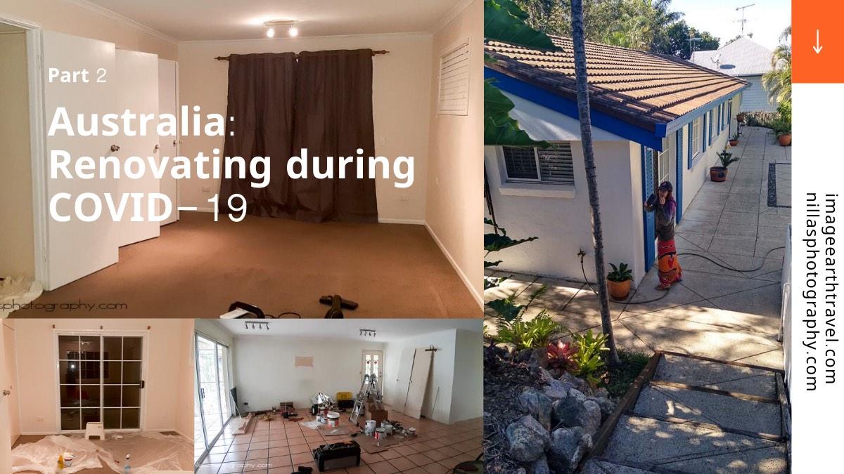 Renovating in Brisbane, Australia, Oceania
