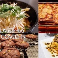 Food in Australia During COVID-19
