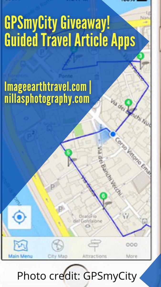 GPSmyCity GIveaway