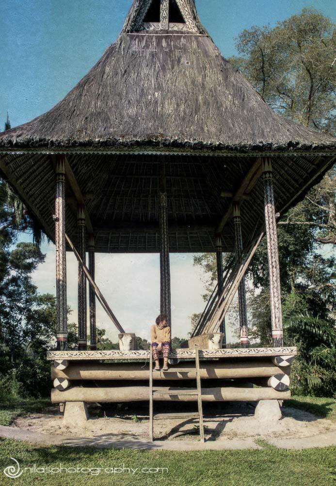 Dokan Batak Village, Kabanjahe, Sumatra, Indonesia, SE Asia