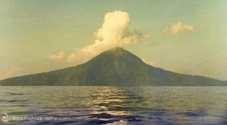 Anak Krakatau, Sumatra, Indonesia, SE Asia