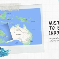Australia to Batam, Indonesia