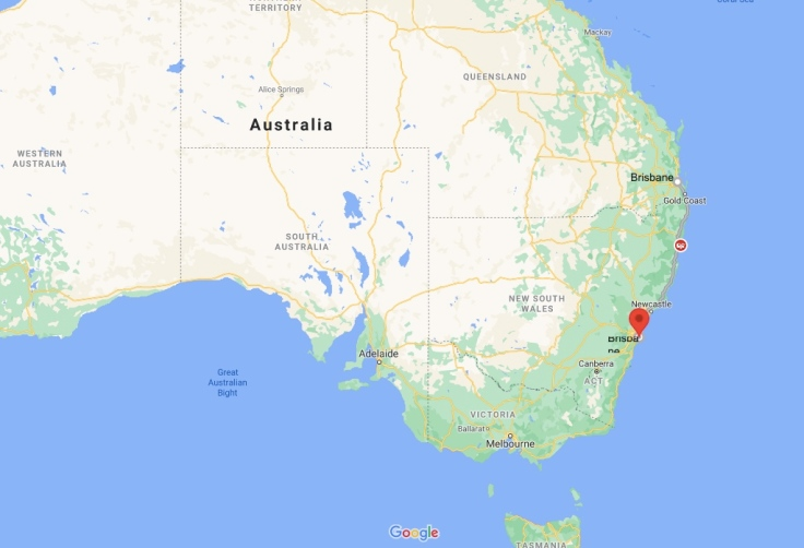 Driving Brisbane to Sydney, Australia, Oceania