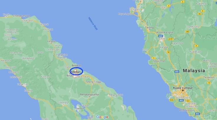 Medan, Sumatra, Indonesia, SE Asia