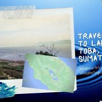 Travelling to Lake Toba, North Sumatra