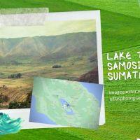 Lake Toba's Samosir Island, Sumatra
