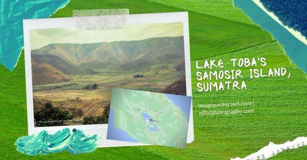 Samosir Island, Lake Toba, Sumatra, Indonesia, SE Asia
