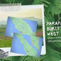 Parapat to Bukittinggi, West Sumatra