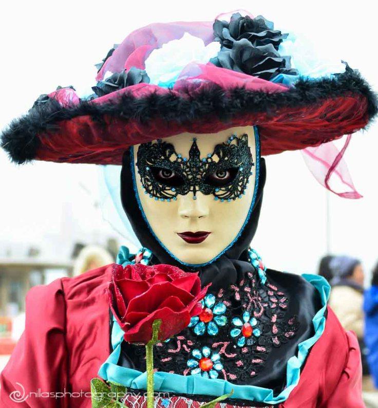Carnivale, Venice, Italy, Europe