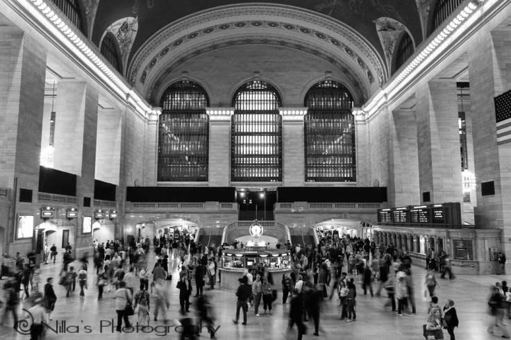 Grand Central Station, Manhattan, New York, North America