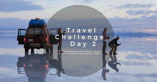Travel Challenge Day 2, photo, Salar de Uyuni, Bolivia, South America